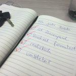 Neujahrsvorsätze: überzeugend, konkret, realistisch, umsetzbar