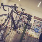 Abnehmen Fahrrad