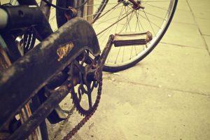 Checks Fahrrad