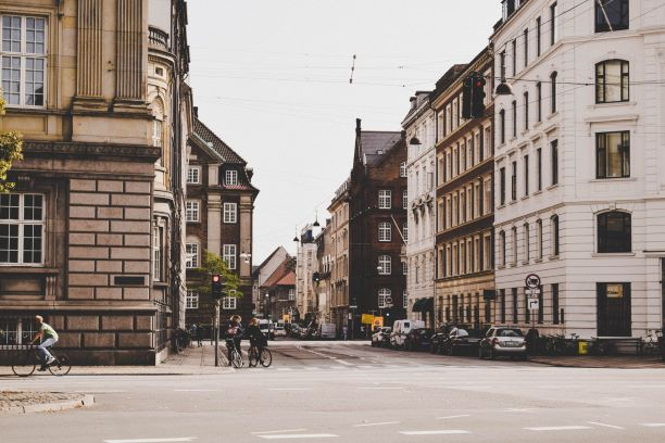 Fahrrad Dänemarkb