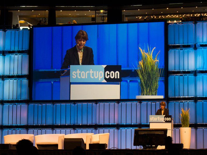 Henriette Reker StartupCon